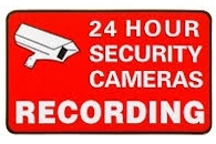 24 Hour Security Cameras